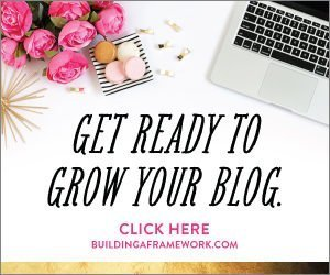 BuildingAFramework ~ Raising5Girls