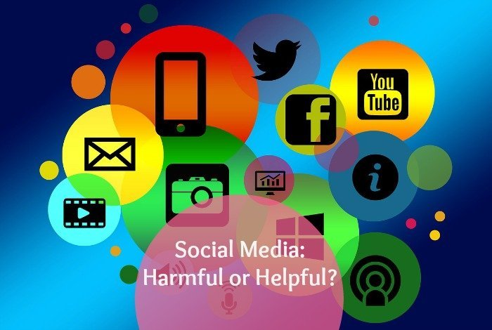 social media is harmful for college